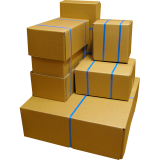 """Boxes: Shippers """"Heavy Duty"""""""