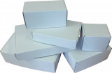 """Boxes: Little """"Die Cut"""" Mailers"""